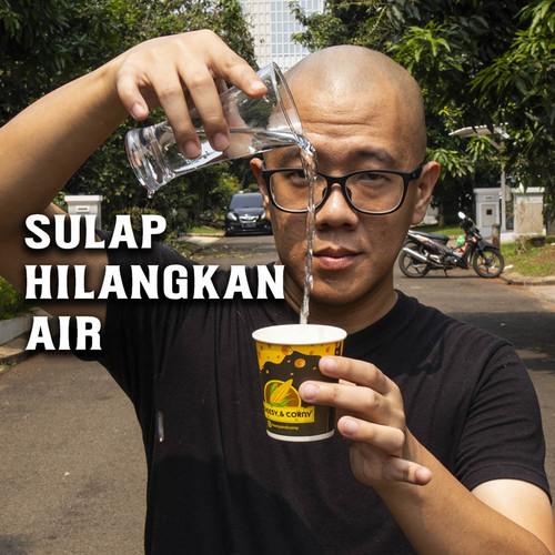 Foto Produk Air jadi es by RYNKU (slush powder) - alat sulap dari Rynku official shop