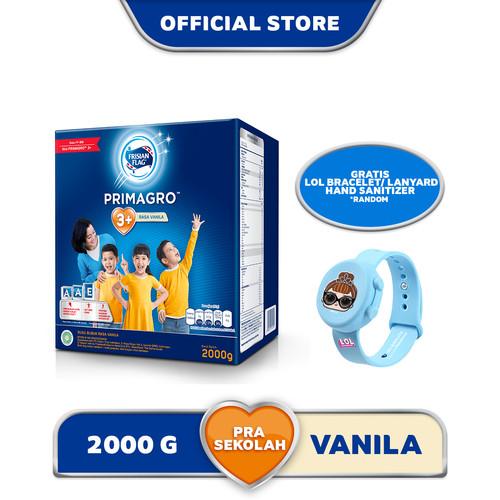 Foto Produk Frisian Flag Primagro 3+ Vanilla 2000g Free Gift dari Frisian Flag Official