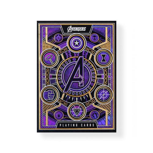 Foto Produk Kartu Remi Import Avengers Infinity Saga Theory11 (Playing Cards) dari Card Story