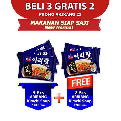 Foto Produk ARIRANG KIMCHI SOUP 120g Beli 3 FREE 2 (AR23) dari Arirang Official Store