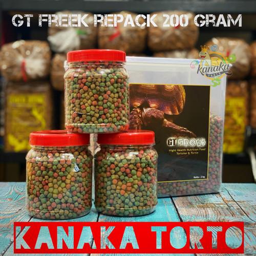Foto Produk Gt Freek / Gtf Repack 200 Gram dari Kanaka Torto