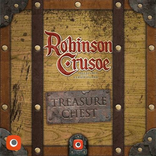 Foto Produk Robinson Crusoe: Treasure Chest ( Original ) Board Game Expansion dari Toko Board Game