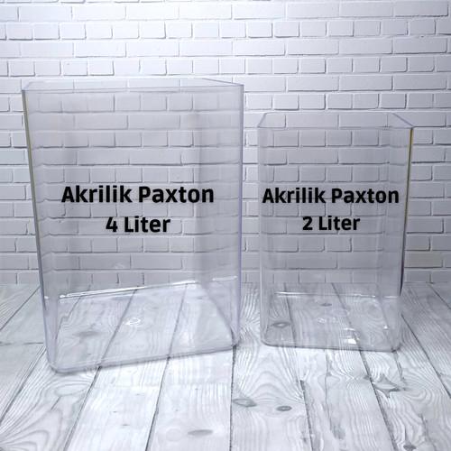 Foto Produk Akrilik Cupang Paxton 2/4 Liter - 2 Liiter dari Cupangkingdom