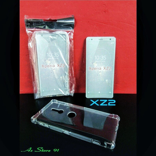 Foto Produk case Sony Xperia Xz2 anti crack sony XZ2 soft case sony XZ2 dari AZ Store 91