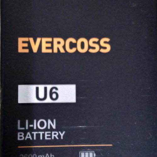 Foto Produk batre Evercoss U6 original copotan dari serba-serbi-serbu
