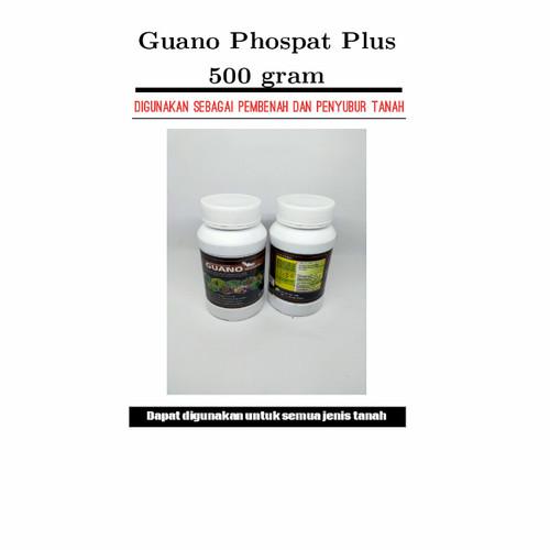 Foto Produk Pupuk Organik Guano Phospat Plus- 500 gram dari Guano Bio Fertilizer