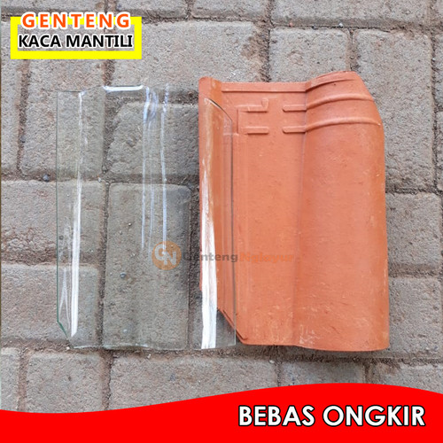 Foto Produk Genteng Kaca Mantili Murah dari Toko Genteng Nglayur