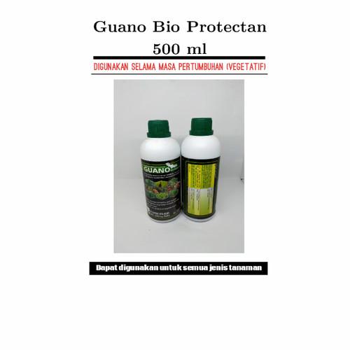 Foto Produk Pupuk Organik Cair Kotoran Kelelawar Guano Bio Protectan - 500 ml dari Guano Bio Fertilizer
