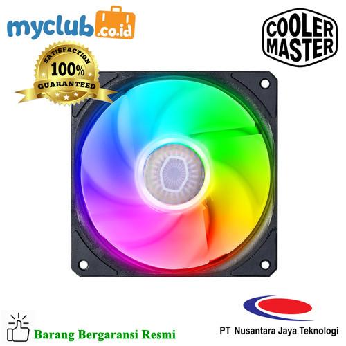 Foto Produk Cooler Master SickleFlow 120 ARGB Reverse [MFX-B2DR-18NPA-R1] dari Myclub