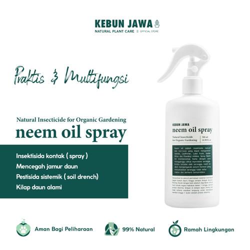 Foto Produk [KEBUN JAWA] Neem Oil Insektisida / Pestisida Organik dari Toko Berkebun