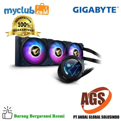 Foto Produk Gigabyte AORUS WATERFORCE X 360 dari Myclub