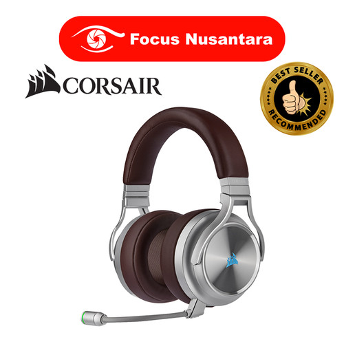 Foto Produk CORSAIR Virtuoso RGB Wireless SE Gaming Headset with 7.1 SurroundSound dari Focus Nusantara