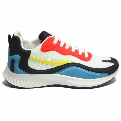 Foto Produk Dr. Kevin Sepatu Sport Pria Men Sneakers 889-035 - Warna Warni Multi - Kombinasi, 40 dari Dr Kevin Shoes