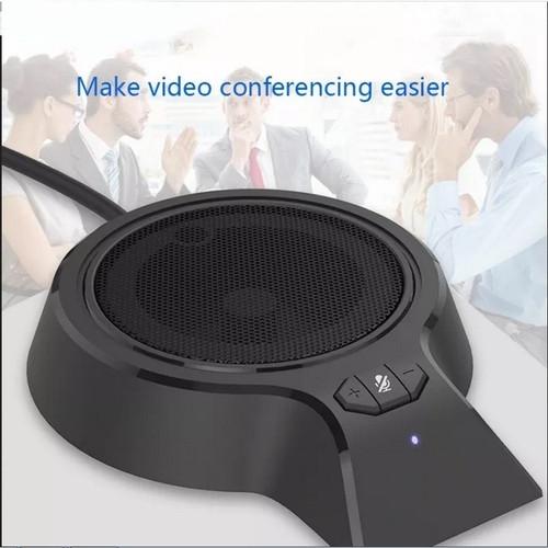 Foto Produk Promick M100 Omnidirectional Condenser Conference usb Microphone dari EtalaseBelanja