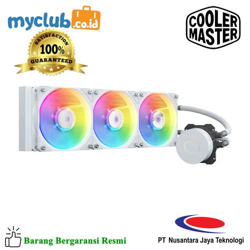 Foto Produk Cooler Master ML360L V2 ARGB White [MLW-D36M-A18PW-RW] dari Myclub