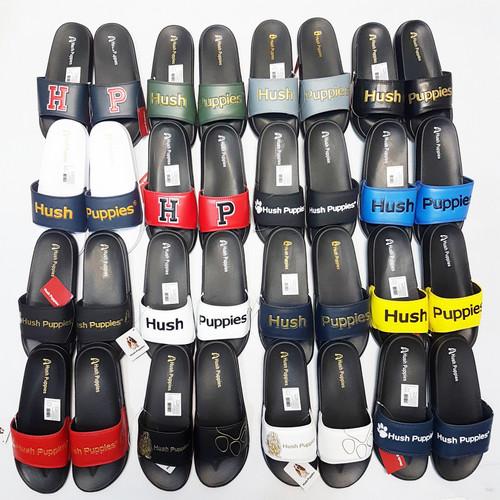 Foto Produk Sandal Slop Hush Puppies Sandal Flip Flop Sandal slide dari Sugar Glider Shoes
