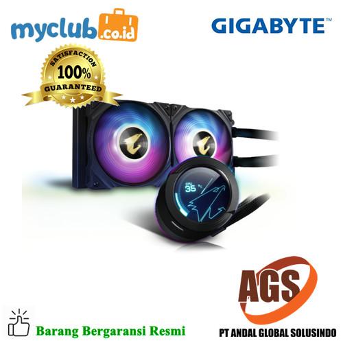 Foto Produk Gigabyte AORUS WATERFORCE X 240 dari Myclub
