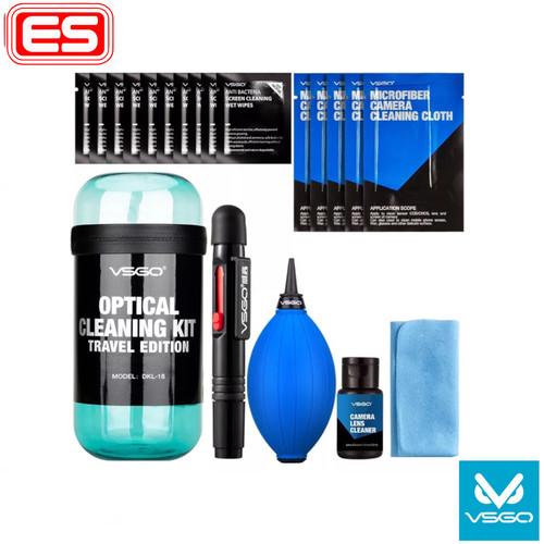 Foto Produk VSGO Cleaning Kit Travel Edition DKL-15 dari Ennergy Solutions
