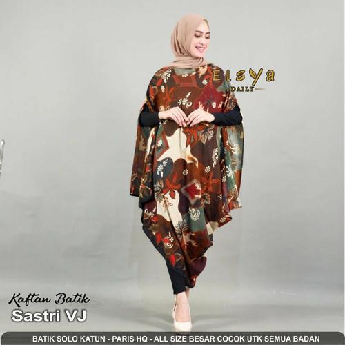 Foto Produk kaftan batik sastri vj paris premium dari Jivan Batik