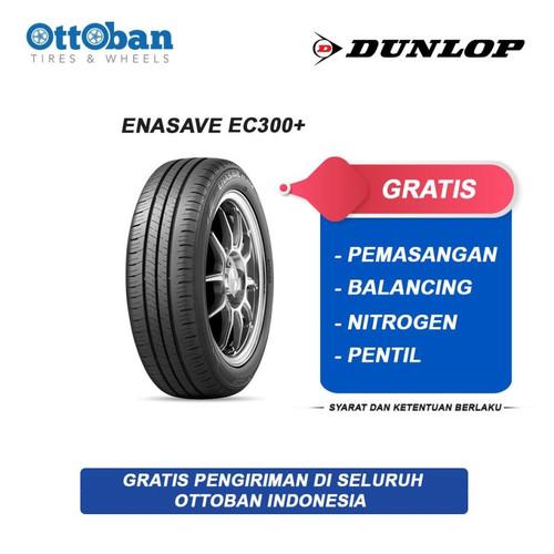 Foto Produk Dunlop Enasave EC300+ 195 55 R16 Ban Mobil dari ottoban indonesia