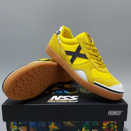 Foto Produk Sepatu Futsal X MUNICH GRESCA 3000286 Original - 39 dari Neosportsshops
