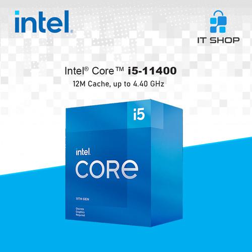 Foto Produk Processor Intel Core I5 11400 - LGA 1200 Box dari IT-SHOP-ONLINE