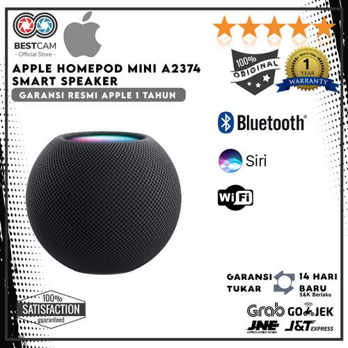 Foto Produk Apple HomePod Mini A2374 Smart Speaker Original - Space Grey dari BestCam