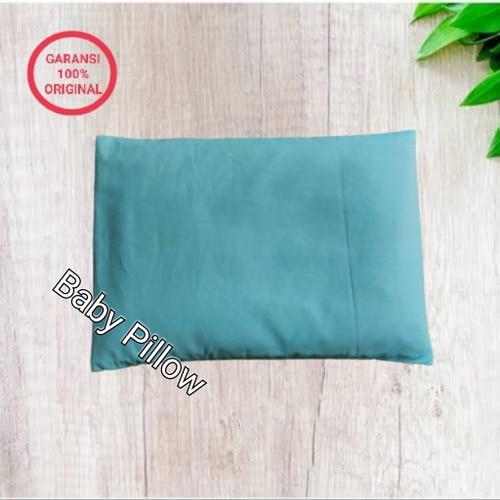 Foto Produk Bantal Bayi Anti Peyang Baby Pillow Original Isi Kulit Kacang Hijau - Atol dari Baby Pillow .