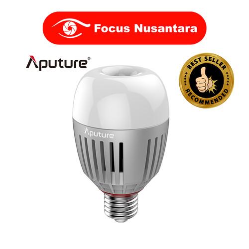 Foto Produk APUTURE Accent B7C LED RGBWW Light dari Focus Nusantara