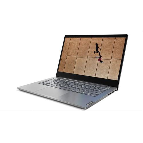 Foto Produk Lenovo ThinkBook 14-TKID (i3-1005G1/4GB/256GB/Win10+OHS2019) dari IntiShop Official Store