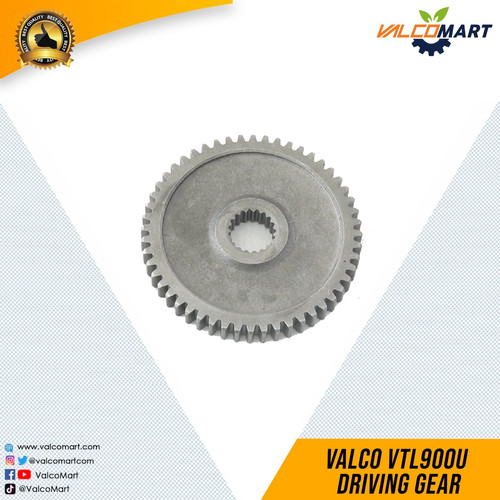 Foto Produk Sparepart Valco VTL 900U Traktor Mini VTL900U Driving Gear harga dari Valco