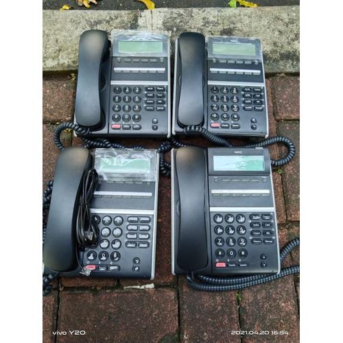 Foto Produk Telepon NEC DTZ-6DE-3 BK dari BESTIGO PABX TELEPON