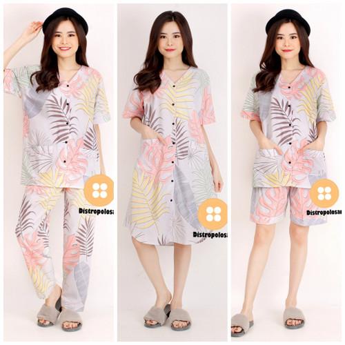 Foto Produk baju tidur piyama wanita/piyama dewasa/ piyama cewek murah dari Distro Polosan