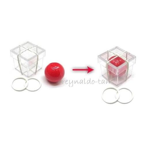 Foto Produk Alat Sulap Bandit Ball - Bola Tembus Kotak dari reynaldo-tan
