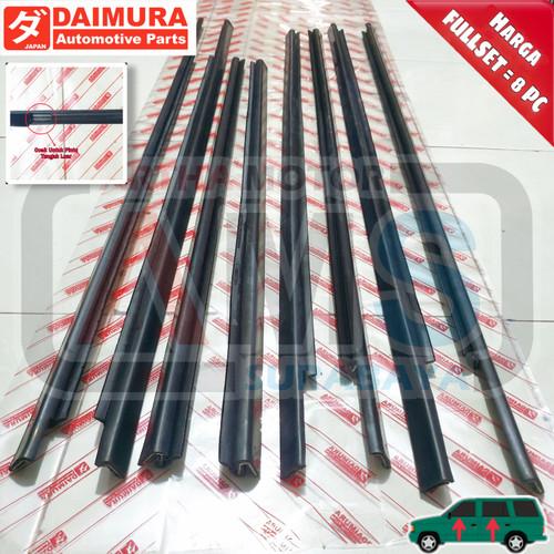Foto Produk Karet pelipit list kaca wheater Strip Panther Lama Kotak Fullset dari ARTHA MOTOR SURABAYA