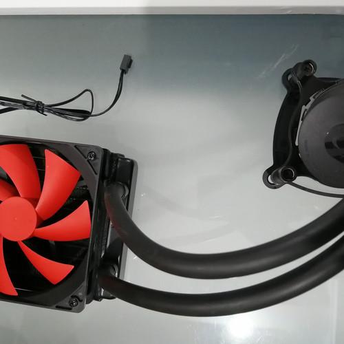 Foto Produk COOLING FAN ASETEK 510LC FOR LGA 1150/1155 dari KS COMPUTER