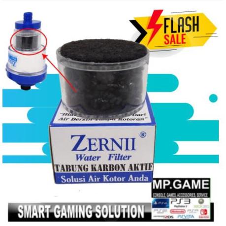 Foto Produk Karbon Zerni Filter air (1pc) dari MPGAME