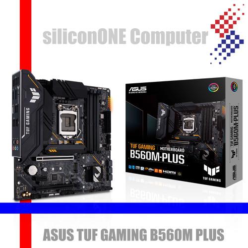 Foto Produk ASUS TUF GAMING B560M PLUS B560 dari silicon ONE Computer