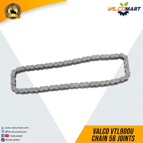 Foto Produk Sparepart Valco VTL 900U Traktor Mini VTL900U Chain 56 joint dari Valco