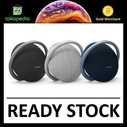 Foto Produk Harman Kardon Onyx Studio 7 Bluetooth Portable Speaker Asli Original - BLUE dari Big Berry Cellular