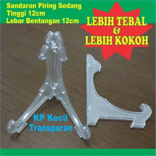 Foto Produk Kaki piring pajangan / stand kaki penyangga piring / dudukan frame - Kecil dari Tulip'S Keramik