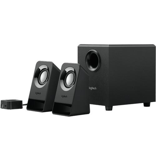 Foto Produk Speaker Logitech Z213 Z 213 Compact 2.1 Stereo Sound dari PojokITcom Pusat IT Comp