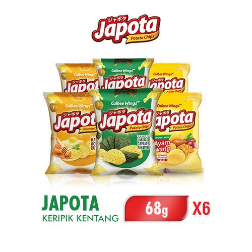 Foto Produk Japota Complete Pack 68 Gr dari Wings Official Store