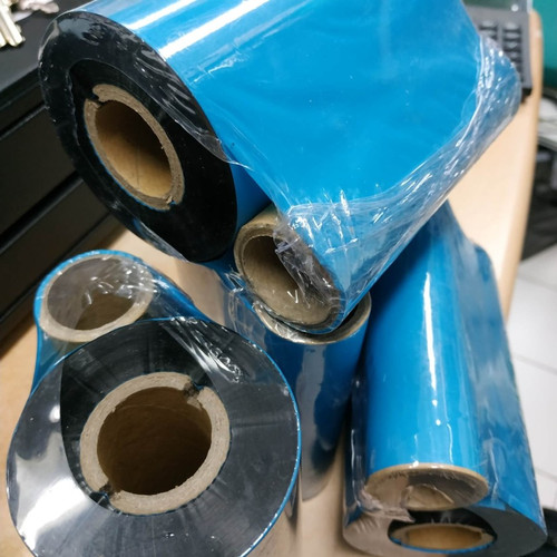 Foto Produk Ribbon Wax 110 x 300 Meter 2Core 110x300 Ribbon Barcode dari PojokITcom Pusat IT Comp