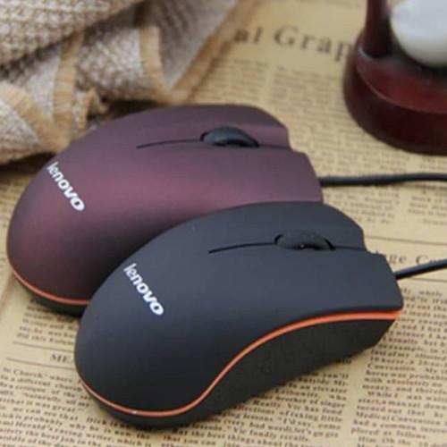 Foto Produk mouse lenovo m20 usb optical kabel - lenovo m20 dari BMS AKSESORIS