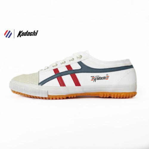 Foto Produk Kodachi 8172 PN/M (Putih Navy / Merah) - Sepatu Capung - 37 dari sepatu kodachi