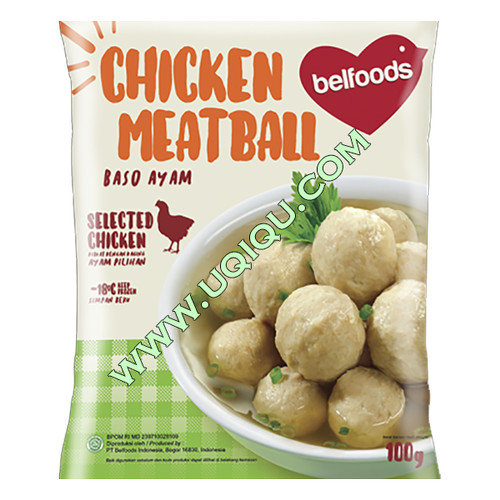 Foto Produk Belfoods Chicken Meatball Baso Ayam 100gr dari Toko Uqiqu