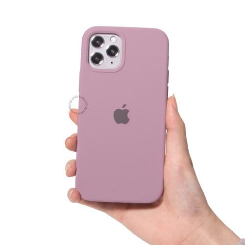 Jual (Seri 3) For iPhone - Premium Silicone Case Full ...