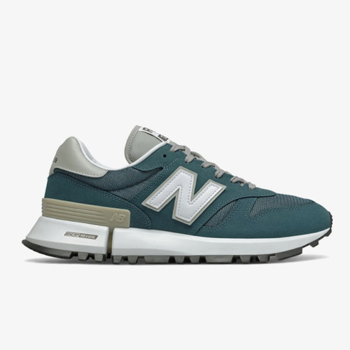 New Balance Rc 1300 Mens Sneakers - Mallard Blue With White - 45