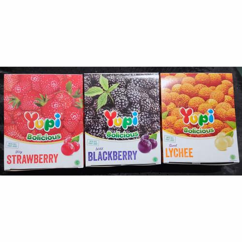 Foto Produk Yupi Bolicious Box - Strawberry dari Jasmine Navas